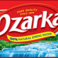 Ozarka Bottled Water